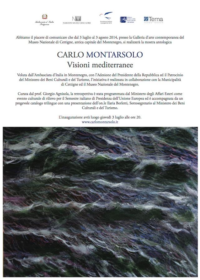 Carlo Montarsolo comunicato stampa