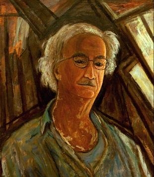 Autoritratto di Carlo Montarsolo