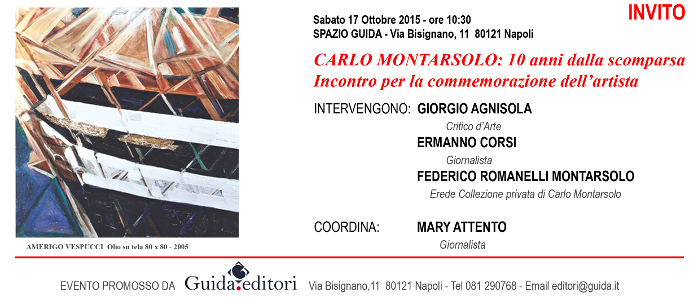 Invito dell'evento