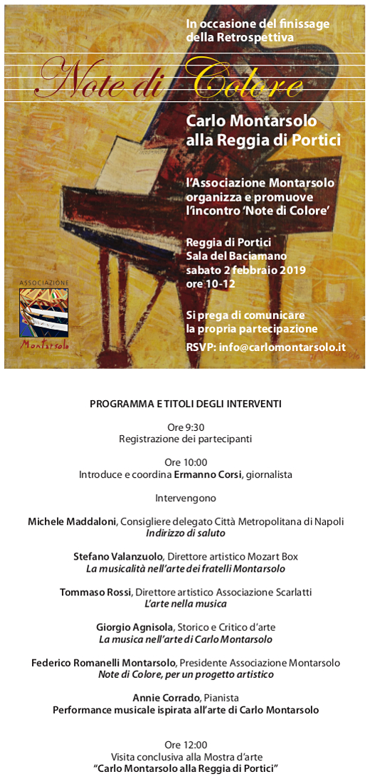 Programma finissage